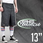 Definite Obsessions Shorts - 13