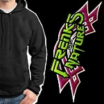 Freaks of Nature Hoodie - Fabric Inserts