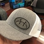 AA Leather Hat