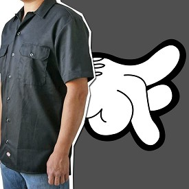 FON Toon Hand Workshirt - Fabric Insert